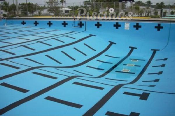 Zu piscinas liner el material revolucionario para la for Descuidos en la piscina