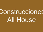 Construcciones All House