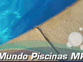Logo Mundo Piscinas Mp