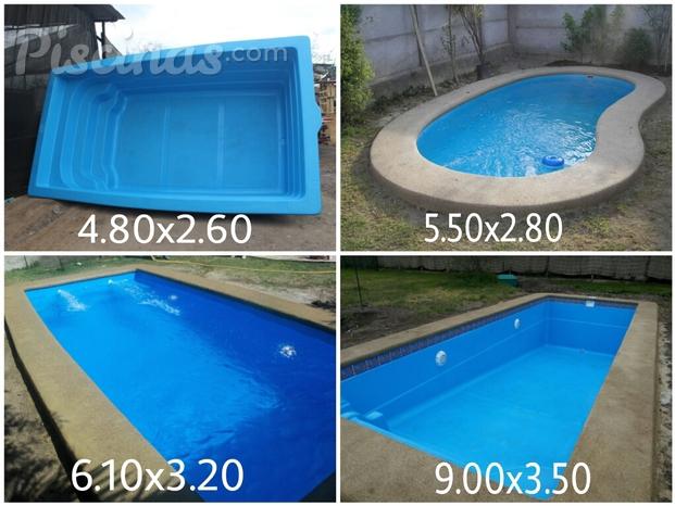 Fibrapiscinas s p a for Fabrica de piscinas de fibra de vidrio